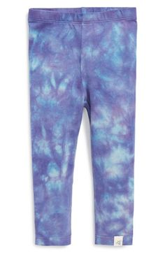 Free shipping and returns on BURT'S BEES BABY Tie Dye Leggings (Baby Girls) at Nordstrom.com. A one-of-a-kind tie-dye print colors soft, stretchy organic-cotton leggings topped with a comfy elastic waistband.