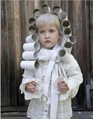 Image result for elizabethan paper wigs for kids