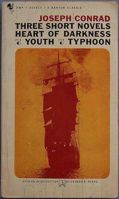 Three Short Novels by Joseph Conrad