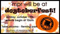 Dogtoberfest Sunday October 19th 2014