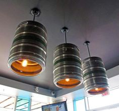 Keg lights