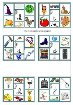 Épingle le son... Attention aux confusions! - L'école de petite Prune Speech Language Pathology, Speech And Language, French Worksheets, Letter Games, Picture Boards, French Resources, Early Reading, Love French, Pre Writing