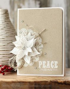 peace on earth | limedoodledesign.com More