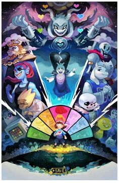 just played all of undertale. amazing