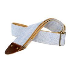 Indian Textile Guitar Strap, Donald Duck Dunn // whitesmercantile.com