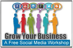 Grow Your #Business with #SocialMedia   IED Web #Marketing You will be asked to share your business challenges and give each other advice.