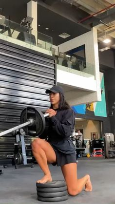 Gym Workout Videos, Gym Workouts, At Home Workouts, Fitness Workout For Women, Fitness Tips, Muscle Gain Workout, Workout Challenge, Exercises, Strong