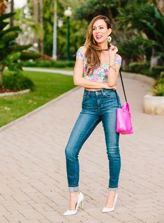 Sydne Style shows easy ways to look like Kelly Kapowski