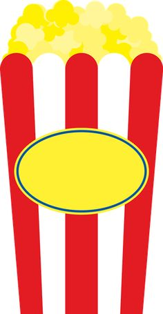 Popcorn Movie Reel Movie Night SVG scrapbook cut file cute clipart ...