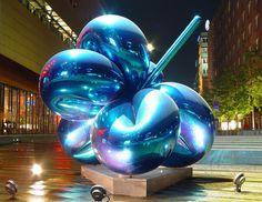 Image detail for -Jeff Koons Balloon Flower | Modern Design