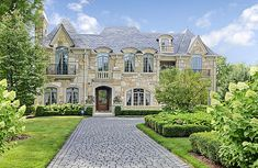 Location:422 E 9th Street,Hinsdale, IL Square Footage: 5,294 Bedrooms & Bathrooms: 6 bedrooms & 10 bathrooms Price: $4,675,000 This French Provincial style stone mansion is located at422 E