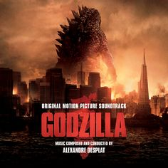 Worlds Finest News | Listen to the Godzilla Soundtrack ahead of it's Release!