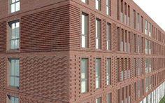 Afbeeldingsresultaat voor baksteenarchitectuur terras