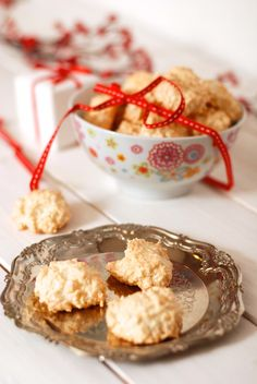 Czech Recipes, Christmas Cookies, Baking Recipes, Cereal, Food And Drink, Breakfast, Xmas Cookies, Cooking Recipes, Morning Coffee