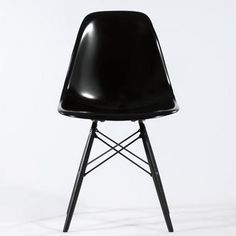all.black.lacquer. Eames