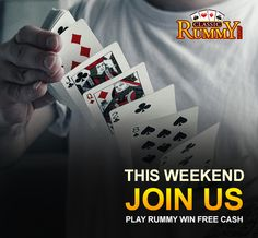 Join us @ www.classicrummy.com, this Weekend :)  www.classicrummy.com?link_name=CR-12  #rummy #classicrummy #weekend #rummyweekend