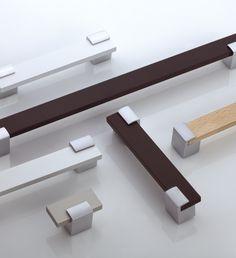 Kolekcja Puzzle #gamet #doorknob #doorhandle #knobs #handles #design #modern #коллекция #дизайн #ручка #кнопка #мебель #современный #украшение