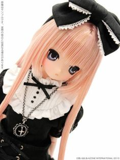 Azone 1/6 Doll Excute Aika Komorebimori no Dobutsutachi Cat Limited ver