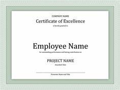Certificate Of Appreciation  Certificate Template