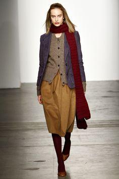 A Détacher Fall 2011 Ready-to-Wear Collection