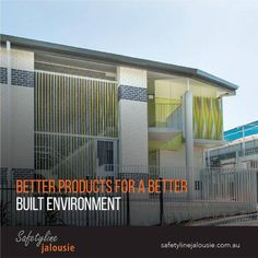 Better products produce better outcomes for your project which in turn provides a better built environment. Looking for a smarter ventilation solution for your next building project? Contact Safetyline Jalousie Business Managers for consultation. Louvre Windows, Built Environment, Wellness, Colours, Business, Building, Products, Buildings, Store