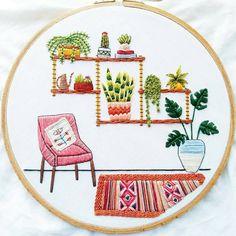 @needlenthreaduk #embroidery #embroideryart #handembroidery #handembroidered #handmadeisbetter