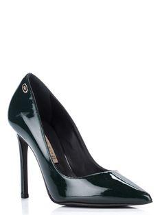 Туфли темно-зеленые - Renzi 1904413