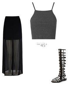"""Untitled #59"" by lookdodia00 on Polyvore featuring Mela Loves London and Topshop"