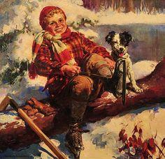 Harold Anderson (1894-1973): Original Paintings & Art For Sale