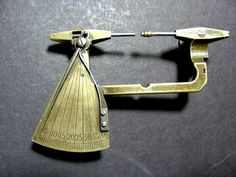 Vintage Antique RARE Douzieme Depth Gauge Watchmakers Tool | eBay