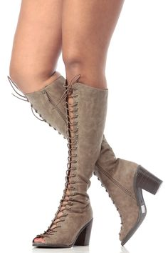 412  Beste Peep Toe stivaliies images on Pinterest   412 Stivali, scarpe high   a4bcd3