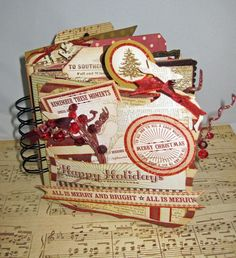 A Project by kjiles from our Scrapbooking Altered Projects Galleries originally submitted 01/07/12 at 09:19 PM