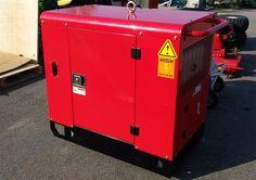www.M37Auction.com: 60HZ Generator - Silent Back Up System 16,000 Watts - Honda Engine - Demo Model - ZERO HOURS! Honda, Portable Generator, Auction Items, Locker Storage, Up, Home Improvement, Engineering, Model