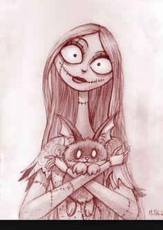 sally and Halloween image