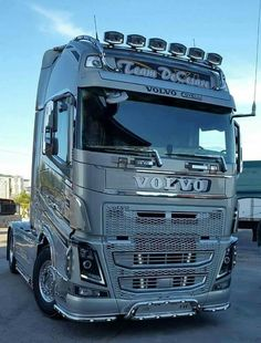 volvo cabover