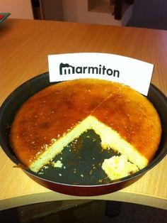 Gâteau yaourt à la crème fraîche épaisse