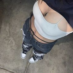 Skater Outfits, Swag Outfits, Cute Casual Outfits, Girl Outfits, Fashion Outfits, Girl Gang Aesthetic, Black Girl Aesthetic, Aesthetic Clothes, Where To Buy Clothes