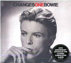 BOWIE DAVID - CHANGES ONE BOWIE   CD clicca qui per acquistarlo http://ebay.eu/1Rape5F