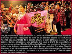 Cine Bollywood Colombia: OM SHANTI OM