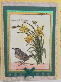 Ostergrüße  von Sophie