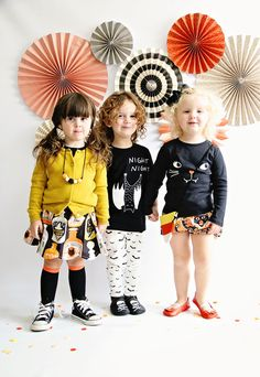 Shopping small and handmade isn't only for Christmas! Halloween is around the corner and these shops have the cutest clothes and accessories for kids!