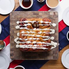 4th of July dessert for the family. This patriotic red, white, and blue berry roll is a unique take on the holiday. Learn how to make it for your celebrations!