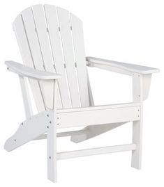 Signature Design Sundown Treasure Adirondack Chair - Ashley Furniture P011-898