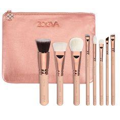 najlepszy :) ZOEVA ROSE GOLDEN Set Vol. 2 | PĘDZLE \ Zoeva PĘDZLE \ ZOEVA | Minti Shop