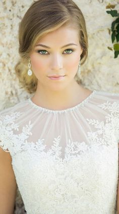 Gorgeous Allure Madison James Bridal Collection