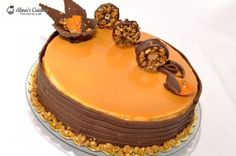 tort mousse caise si mousse caramel 085