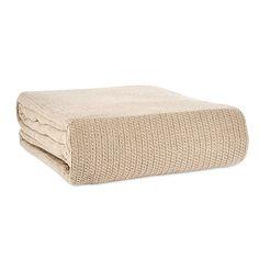 Berkshire Blanket® Comfy Soft Cotton Blanket