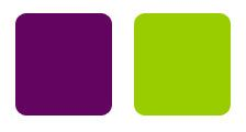 plum and lime green wedding | Choosing Color Palettes for Weddings - Wedding Color Combinations...possible