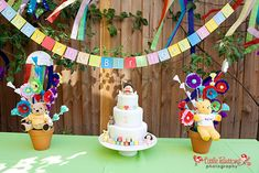 Tutorials from Ella's playschool themed birthday party School Birthday, July Birthday, 4th Birthday Parties, Themed Parties, Birthday Themes For Boys, Birthday Ideas, Party Bunting, School Parties, Childrens Party