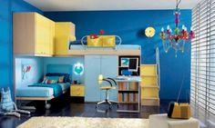 60 Cool Teen Bedroom Design Ideas | DigsDigs